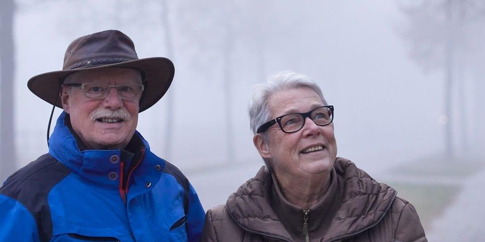 Foto Marijke en Jan
