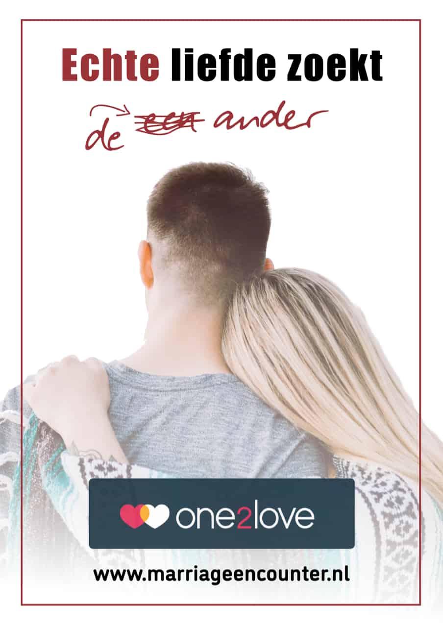 Echte liefde zoekt de ander